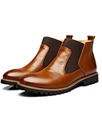 Botas de Hombre Martin Botas otoño Invierno para Hombres, Botas, Zapatos de los Hombres
