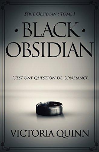 Black Obsidian (French) par Victoria Quinn
