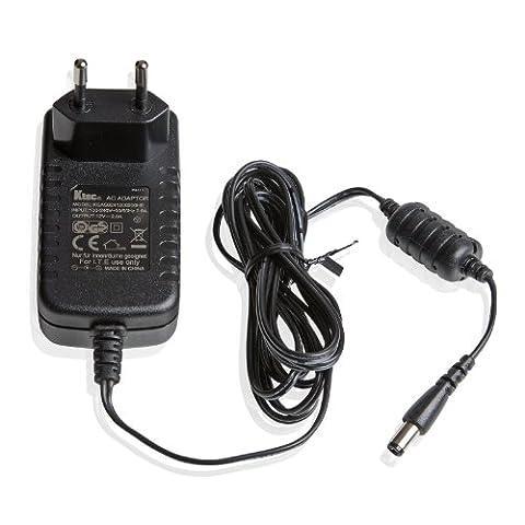 Ktec 1003524 - chargeur universal pour discos duros externos, reproductores