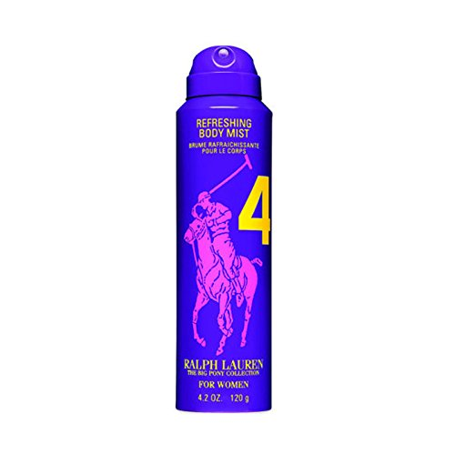 The Big Pony 4 - Body Deodorant Spray for Women
