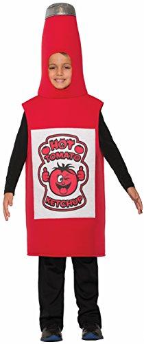 Ketchup Kostüm Kinder - Forum Child One Size