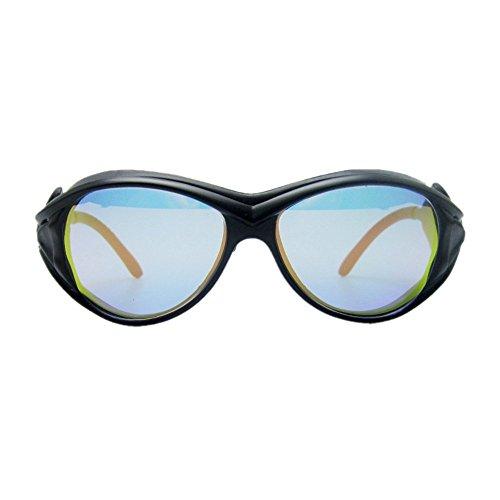 OD + 6 10600nm IR Laser Schutz Schutzbrille & Brillen Schutzbrille YAG Laser CO2 / 10.6um