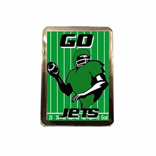 B Gifts New York Jets - GO! Fridge Magnet New York Jets-magnet