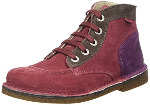 Kickers Legendoknew, Classic women's boots red Size: 6.5 UK