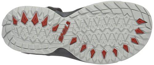 Teva Terra Fi Lite M'S, Scarpe da Arrampicata Uomo Grigio (Guell Grey/Red GgrrGuell Grey/Red Ggrr)