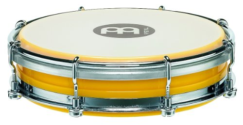 MEINL PERCUSSION TBR06ABS Y   PANDERETA COLOR AMARILLO