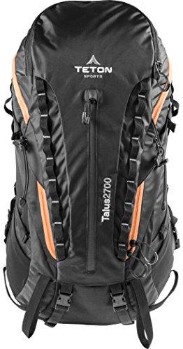 TETON Sports Talus 2700zaino; ultraleggero Gear; escursionismo zaino Zaino per campeggio, caccia, alpinismo, e sport all' aperto; copertura antipioggia incluso preisvergleich