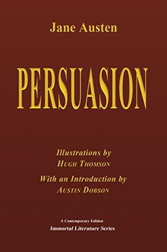 persuasion-illustrated-immortal-literature-series-book-19-english-edition