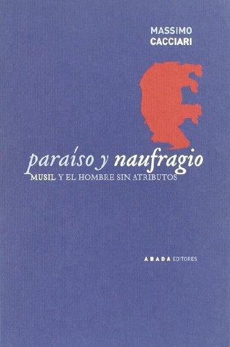 Paraiso Y Naufrago (LECTURAS DE TEORÍA LITERARIA)