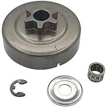 Shioshen 3/8 6T Embrague batería Piñón Arandela E-Clip para STIHL Motosierra 017