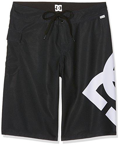 DC Shoes Lanai Board Short, Hombre, Black, 30