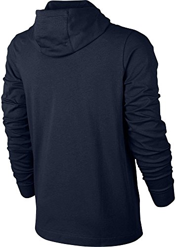 Nike Sportswear Men's Full-Zip Hoodie Obsidian