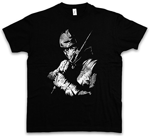 Urban Backwoods Storm Shadow T-Shirt – GI Cobra Ninja G. I. Comic Snake Eyes Agent Joe Hawk Commander Taglie S – 5XL Nero