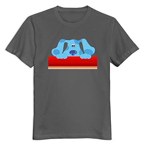 Man's Blue's Clues 100% Cotton Quotes T-Shirt X-Large (Blues Clues-bekleidung)