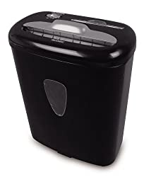 Aurora As800cd Cross Cut Paper Shredder With 8 Sheet Capacity & Large Waste Bin