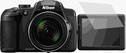 2 Stück GEHÄRTETE ANTIREFLEX Displayschutzfolie für Nikon Coolpix B700 Bildschirmschutzfolie Schutzhülle Displayschutz Displayfolie Folie