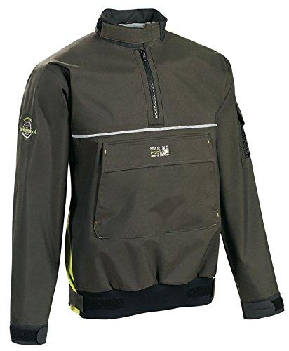 Marinepool Funktionssegelbekleidung Racing Top, Dk Grey, L, 1001310