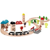 Ikea LILLABO Circuito Tren 45 p