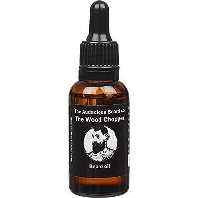 The Wood Chopper - beard oil - The Audacious Beard Co from The Audacious Beard Co