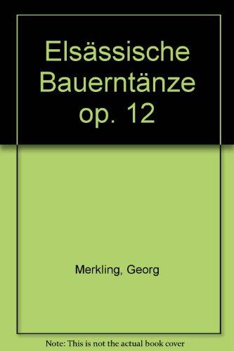 Elsässische Bauerntänze: op. 12. 1-3 Akkordeons. Akkordeon II/III.