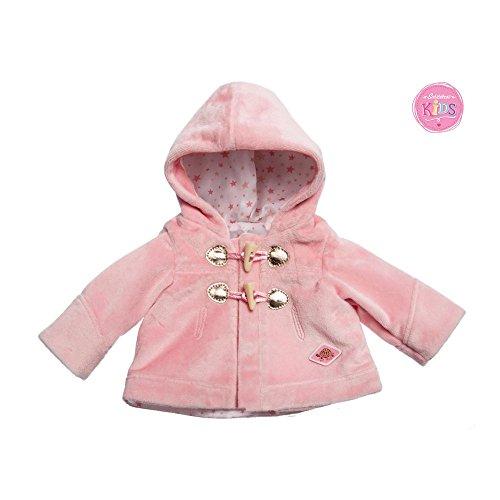 Schildkröt 651400022 - Kids Jacke Dufflecoat (rosa), bis 43 cm