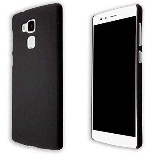 Coque Vernee Apollo Lite Backcover – Étui de protection antichoc pour smartphone (coque de coloris noir)