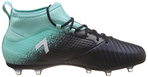 adidas Men    s Ace 17 2 Fg Footbal Shoes  Multicolor  Energy Aqua FTWR White Legend Ink   10 UK