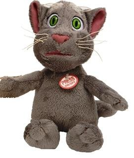 Talking Friends Duo - 10-inch Talking Ben Plush Talking Tom Plush With Sounds