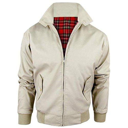 myshoestore-blouson-uni-col-chemise-classique-manches-longues-homme-beige-xxx-large