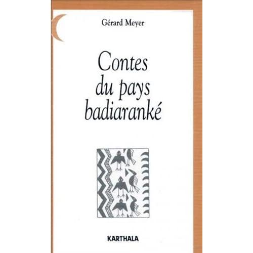 Contes du pays badiaranké