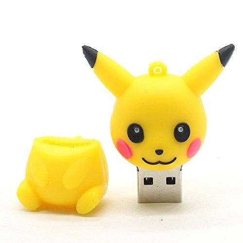 Pikachu | 16GB USB Stick | Real Kapazität | Top Verkauf Geschenk