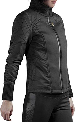 Musterbrand Deus Ex Jacke Damen Hengsha Futuristic Design schwarz 34 (XS)