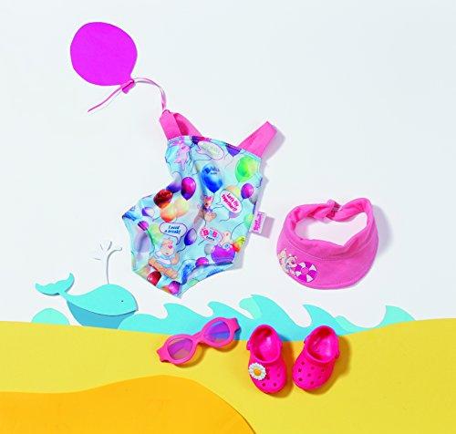 zapf costume da bagno per neonati modello fun in the sun