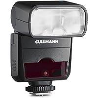 Cullmann 61140 CUlight FR 36MFT fflash compact stroboscopique pour appareil photo CSC de Olympus ou Panasonic avec fonction MFT-TTL Radiocommande 2.4 GHz/Réflecteur/Disque diffuseur 14 mm