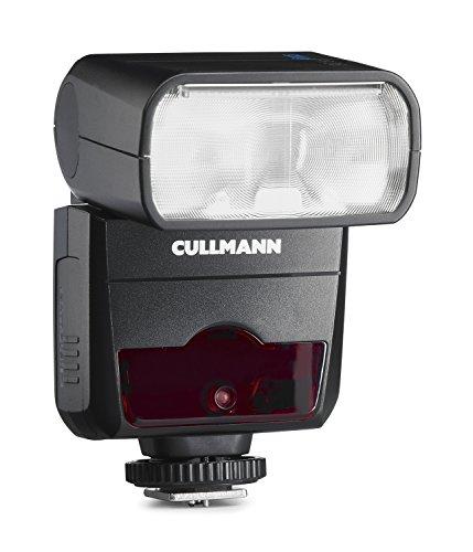 Cullmann CUlight FR 36MFT kompakter TTL-Systemblitz inklusive 2.4 GHz Funksteuerung für Olympus/Panasonic MFT schwarz