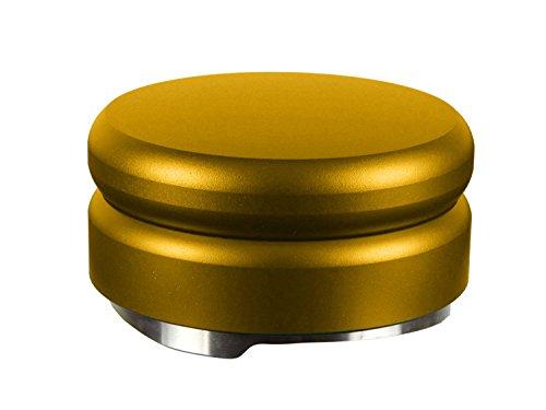 scarlet espresso   Distributor »TRE« für Barista; zur perfekten Extraktion mit Siebträgermaschinen; 58 mm; verschiedene Farben; schwere Ausführung (Gold)
