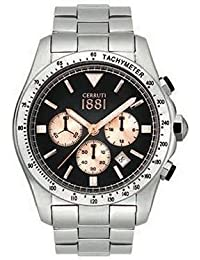 Cerruti 1881 CRA083A211G Reloj de pulsera para hombre