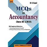 MCQs in Accountancy-XII