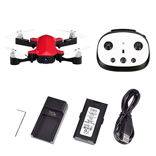 Lahiue Entry-Level-SIMTOO XT175 Fee Brushless Selfie Drone 5G WiFi GPS Optischer Fluss Positionierung 8.0MP 1080P HD Kamera Folding WiFi FPV Altitude Hold RC Quadcopter Drohnen-Zubehör