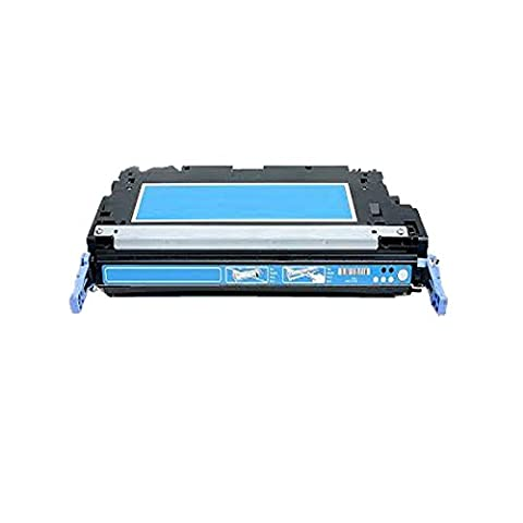 Compatible Cyan Q7581A Laser Printer Toner Cartridge For HP Laserjet