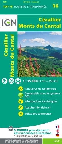 CEZALLIER-MONTS DU CANTAL