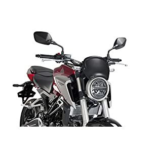PuiFront Plate 9663C for CB125R Neo Sports Café 18