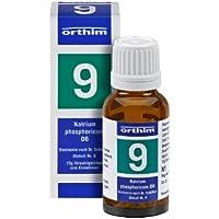 Schuessler Globuli Nr. 9 - Natrium phosphoricum D6 - 15g Globuli - gluten- und laktosefrei preisvergleich bei billige-tabletten.eu
