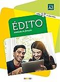 Edito 2 niv.A2 - Livre + CD mp3 + DVD