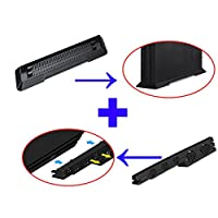 QUMOX Ventilateur de refroidissement externe - Turbo Cooler Noir et support de support Kit de base pour SONY Playstation 4 Pro PS4 Pro
