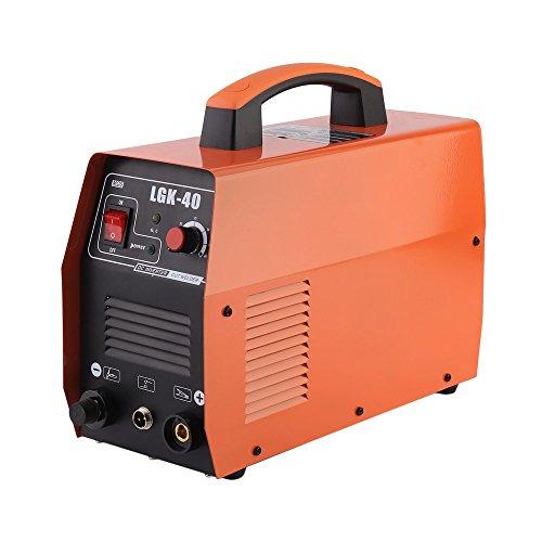 OUTAD LGK-40 Plasma Schneider 40 Amp schneidet bis 12 mm Plasma cut Inverter Schweißgerät Plasma Ausschnitt Maschine Plasmaschneider Cutting Cutter 230V