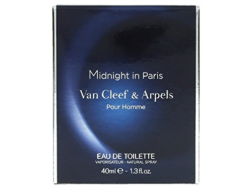 Van Cleef Midnight In Paris Pour Homme Eau De Toilette 40ml