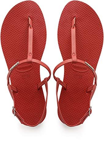 Havaianas You Riviera Sandals Damen Ruby red Schuhgröße EU 41-42 | Brazilian 39-40 2019 Sandalen