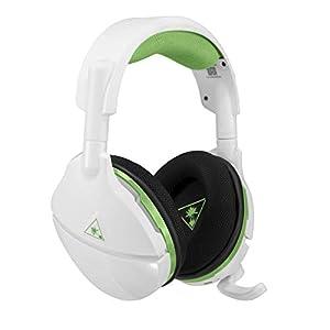Turtle Beach Stealth 600 White Wireless Surround Sound Gaming Headset - Xbox One