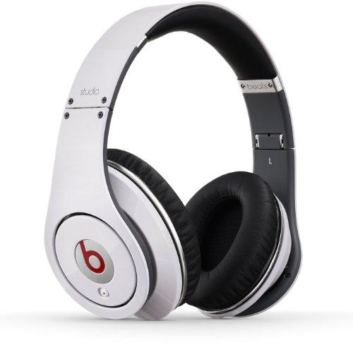 Beats by Dr. Dre Studio Over Ear Kopfhörer weiß - 5